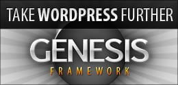 Genesis by StudioPress - Take WordPress Further